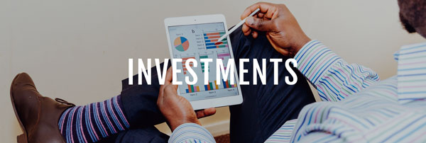 Retirement annuities, investments, unit trusts, share trading, offshore investing